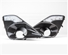 2013 2014 Scion FR-S LED Carbon Fiber Brake Ducts #AP-FRS-LED by Agency Power