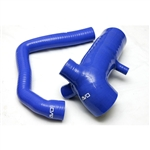 2013 Scion FR-S / Subaru BRZ Silicone Inlet Pipe Set - Blue by AVO Turboworld