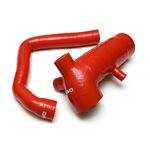2013 Scion FR-S / Subaru BRZ Silicone Inlet Pipe Set - Red by AVO Turboworld