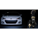 2013 2014 Scion FR-S / Subaru BRZ Front and Rear ER Series Coilovers by BC Racing