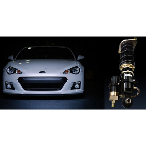 Scion FR-S / Subaru BRZ Front And Rear ER Series Coilovers