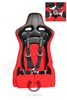 2013 Scion FRS / Subaru BRZ 4-Point Camlock Racing Harness Set by CipherAuto