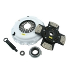2013 Scion FR-S / Subaru BRZ FX400 Single Disk Series for Street/Strip, 4 Puck (500 ft/lbs) #15738-HDC4-SK by Clutch Masters