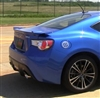 "2013 2014 Scion FR-S / Subaru BRZ 3"" Catback Exhaust with 4.5"" Tips #14864 by Corsa"