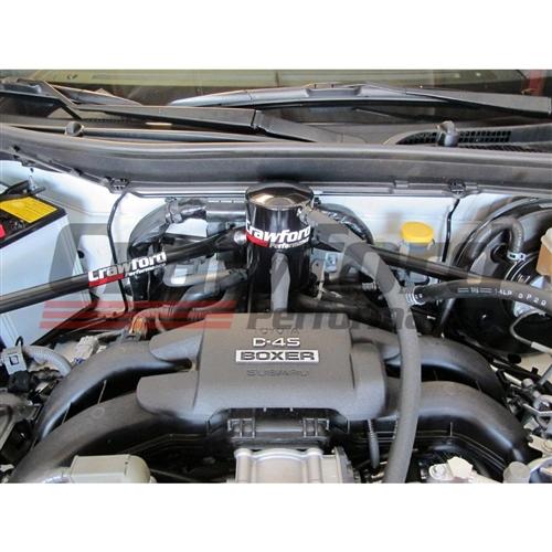 Scion FR-S / Subaru BRZ Air Oil Seperator
