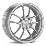 2013 Scion FR-S / Subaru BRZ PF01 17x8 Silver Wheels (5x100, 35mm offset) #460-780-8035SP by Enkei