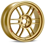 2013 Scion FR-S / Subaru BRZ RPF1 17x8 Gold Wheels (5x100, 45mm offset) #379-780-8045GG by Enkei