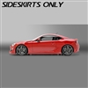 2013 2014 Scion FR-S / Subaru BRZ Sideskirts by Five Axis