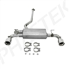2013 Scion FR-S / Subaru BRZ Stainless Steel Cat-Back Exhaust System #817596 by Flowmaster