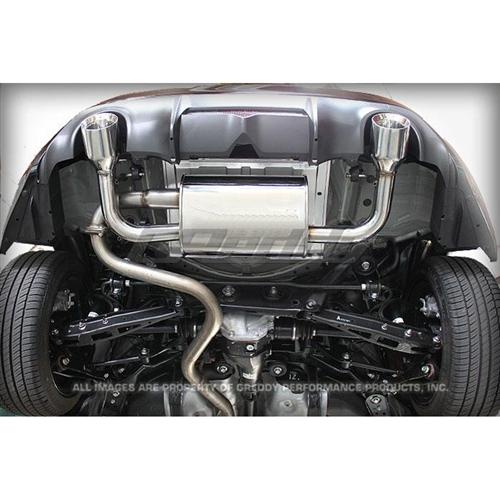 2013 Scion FR-S Subaru BRZ Stainless Steel Cat-Back