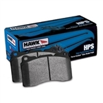 2013 Scion FR-S / Subaru BRZ HPS Performance Street Compound Rear Brake Pads #HB671F.628