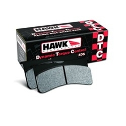 2013 Scion FR-S / Subaru BRZ DTC-60 Front Brake Pads #HB711W.661 by Hawk Performance