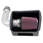 2013 Scion FR-S / Subaru BRZ 69 Series Typhoon Cold Air Intake #69-8619TS by K&N