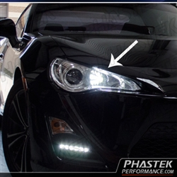 2013 Scion FR-S High Beam / DRL Lights by Phastek