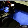 "2013 Scion FR-S / Subaru BRZ Footwell Lighting Kit - 15"" (LED) by Phastek"