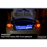 "2013 Scion FR-S / Subaru BRZ Trunk Lighting Kit - 15"" (LED) by Phastek"