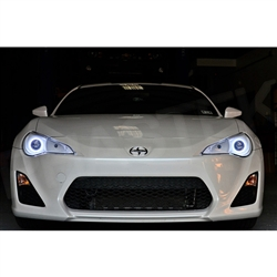 2013 Scion FR-S  Phastek Single-Color Halo Headlight Kits (All Colors)
