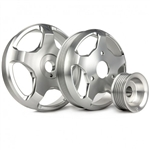 2013 Scion FR-S / Subaru BRZ Revo Lightweight Pulley Kit S2 (Black or Silver) #FRS-4-7 by Raceseng