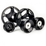 2013 Scion FR-S / Subaru BRZ Revo Lightweight Pulley Kit S2 (Black or Silver) #FRS-4-8 by Raceseng