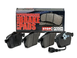 2013 Scion FR-S / Subaru BRZ Street Performance Brake Pads (Front) #309.15390 by StopTech