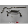 2013 Scion FR-S / Subaru BRZ Stainless Steel Cat-Back Exhaust System (Medallion Touring) #T70166 by Tanabe