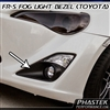 2013 Scion FR-S OEM Fog Light Bezels by Toyota