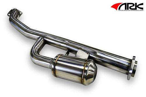 Invidia HS12SSTFPR Front Pipe with Resonator for Subaru BR-Z//Scion FR-S