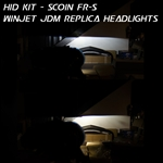 2013 2014 Scion FRS JDM Replica 86 Headlights by Winjet