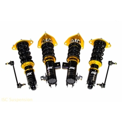 2013 2014 Scion FR-S / Subaru BRZ Front and Rear Coilovers #S018-S by ISC Suspension
