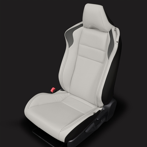 Scion FR S Subaru BRZ Leather Seat Covers By Katzkin For 2013 2014