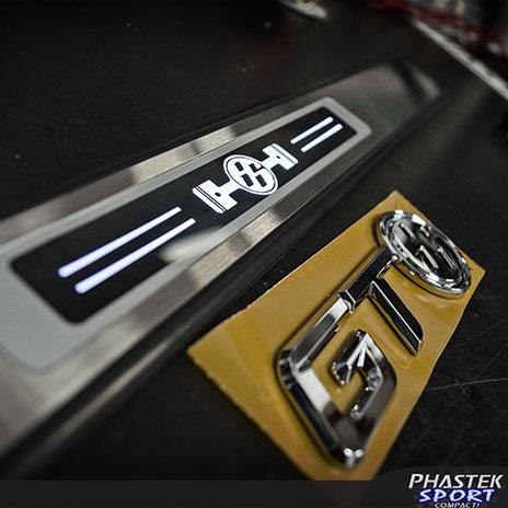 Scion Fr S Subaru Brz Custom Illuminated Led Door Sills